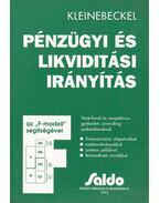 Pénzügyi és likviditási irányítás - Herbert Kleinbeckel