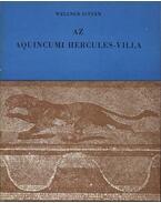 Az aquincumi Hercules-villa