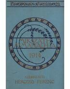 Mikszáth almanachja 1914 - Herczeg Ferenc