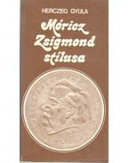 Móricz Zsigmond stílusa - Herczeg Gyula