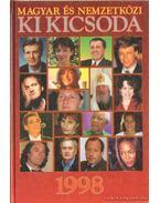 Magyar és nemzetközi ki kicsoda 1998 - Hermann Péter
