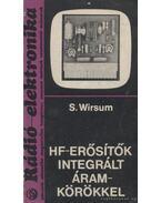 HF-erősítők itegrált áramkörökkel