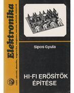 HI-FI erősítők építése