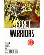 Secret Warriors No. 16 - Hickman, Jonathan, Gianluca Gugliotta