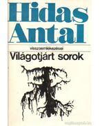 Világotjárt sorok - Hidas Antal