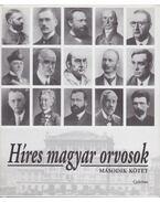Híres magyar orvosok 2.