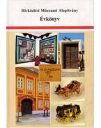 Hírközlési Múzeumi Alapítvány Évkönyv 2003-2004