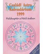 Családi astro kalendárium 1999