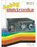 Hobby Elektronika 1991 január 1. szám