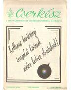Cserkész 1990. december - Hodossy Gyula