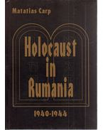 Holocaust in Rumania 1940-1944
