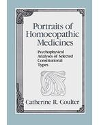 Portraits of Homoeopathic Medicines