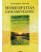 Homeopátiás gyógyművészség