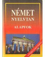 Német nyelvtan - Alapfok - Honty Mária (szerk.)