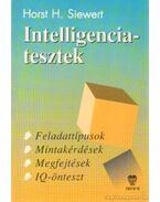 Intelligenciatesztek - Horst H. Siewert