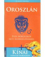 Horoszkóp a 1012-es esztendőre - Oroszlán VII. 22.-VIII. 23. - Horváth Andrea