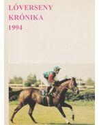 Lóverseny krónika 1994 - Horváth József