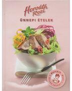 Ünnepi ételek - Horváth Rozi
