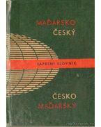 Madarsko-Cesky/Cesko-Madarsky/Kapesni Slovnik - Hradsky, Ladislav, Blaskovics, Josef