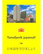 Tanuljunk japánul! -with MPG,MP3,CDA