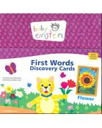 First Words Discovery Cards