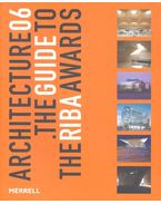 Architecture 06. The Guide to the Riba Awards