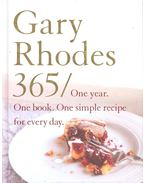 365/One year. One book. One simple recipe for every day.