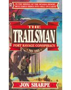 The Trailsman #195.