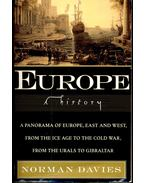 Europe – A History