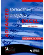 Advanced Spreadsheets Projects in Excel with CD ROM