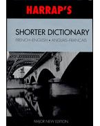 Harrap's Shorter Dictionary (French-English, English-French)