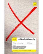 Teach Yourself: Political Philosophy
