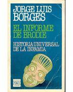 El informe de brodie – Historia universal de la infamia