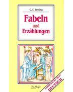 Fabeln und Erzählungen - Lessing, Gotthold Ephraim