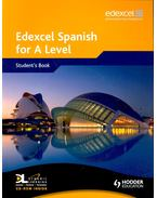 Edexcel Spanish for A level – Student's Book with CD ROM