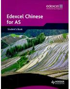 Edexcel Chinese for AS – Student Book with audio CD