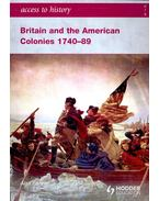 Britain and the American Colonies 1740-89