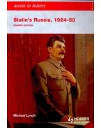 Stalin's Russia, 1924-53