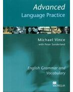 Advanced Language Practice NO Key - English Grammar and Vocabulary