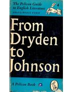From Dryden to Johnson