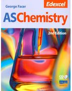 Edexcel AS Chemistry Textbook 2nd Edition (Without CD)