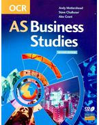 OCR AS Business Studies with CD
