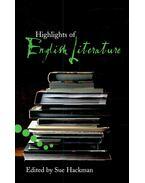 Highlights of English Literature