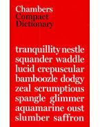 Chambers – Compact Dictionary
