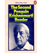 The Second Penguin Krishnamurti Reader