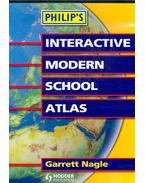 Philip's Interactive Modern School Atlas