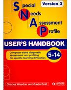 SNAP: Special Needs Assessment Profile User's Handbook – Computer-aided diagnostic assessment and profiling for specific learning difficulties 5-14