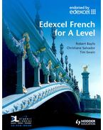 Edexcel French for A Level with CD