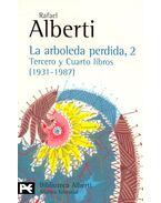 La arboleda perdida, 2 – Tercero y Cuarto libros (1931-1987)