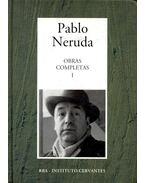 """Obras Completas #1 – De """"Crepuscularilo"""" a """"Las uvas y el Viento"""" 1923-1954"""